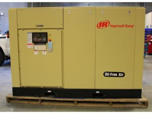 Oil-Free Rotary Screw Compressor Packages