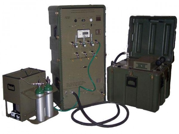 Portable Oxygen Generator Packages