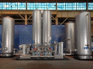 customized nitrogen generation packages