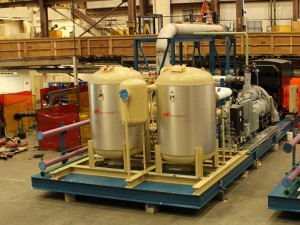 Modular Compressed Industrial Air Compressors