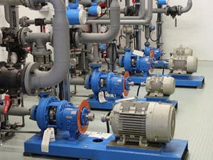 Modular Diesel Fuel Centrifugal Pump Turnkey Package